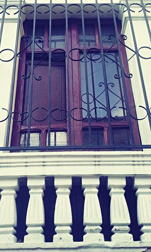 Wood.. Uniqueness Built Structure Architecture Architecture Building Exterior Window Low Angle View No People Outdoors Day City Downtown Quito