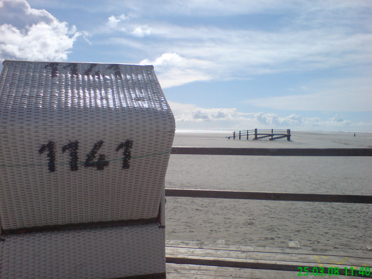 St. Peter Ording, day at the beach Beach Beachchair Beauty In Nature Chilling Cloud - Sky Day Germany Holiday Horizon Over Water Landscape Nature No People Number Outdoors Relax Sea Silence Sky St. Peter Ording Summer Summertime Text Vacations Water Weekend