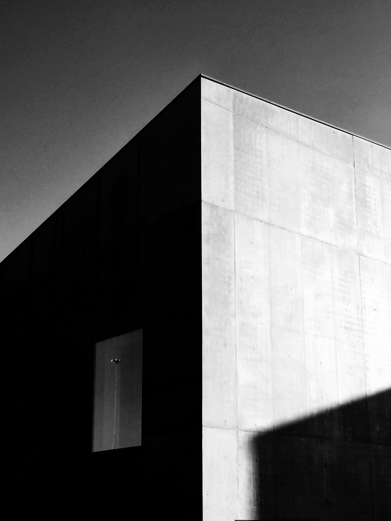 Blackandwhite Black And White Black & White Black And White Photography Monochrome Shadow Light And Shadow Architecture Building The City Light
