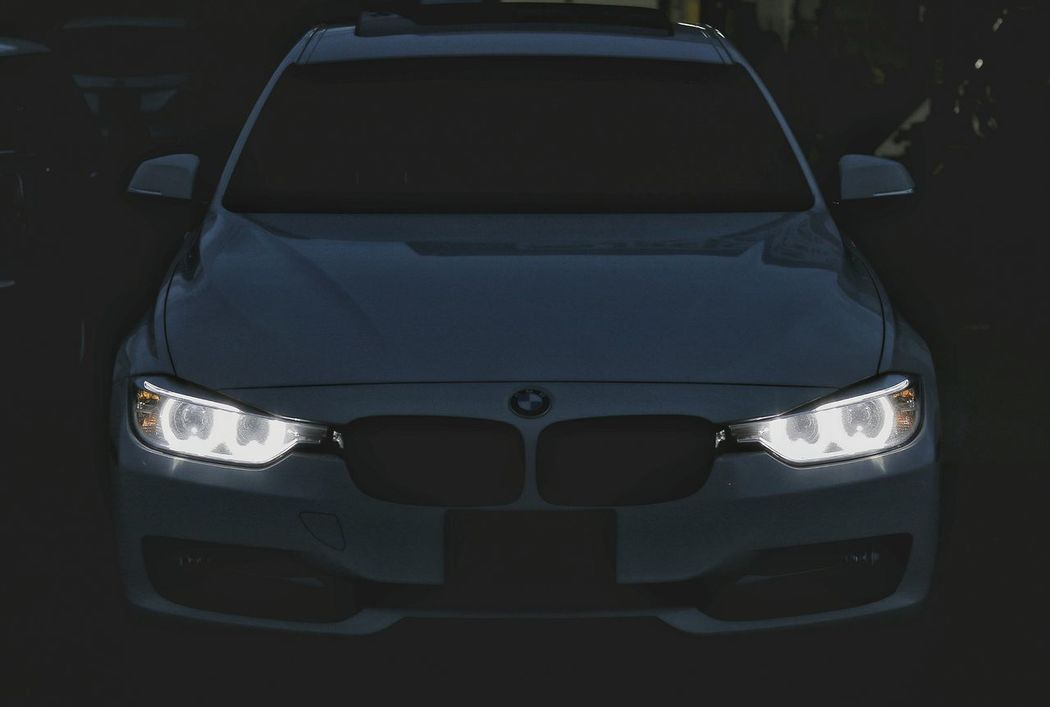 Bmw 335i Bimmer Turbo Turbocharged Close-up Luxury Cars Halo Halolights White Fastcar Exotic Business Canonphotography Canon Looking At Camera Photooftheday Canadian Ontario Hamilton Ontario Fast Fast And Furious