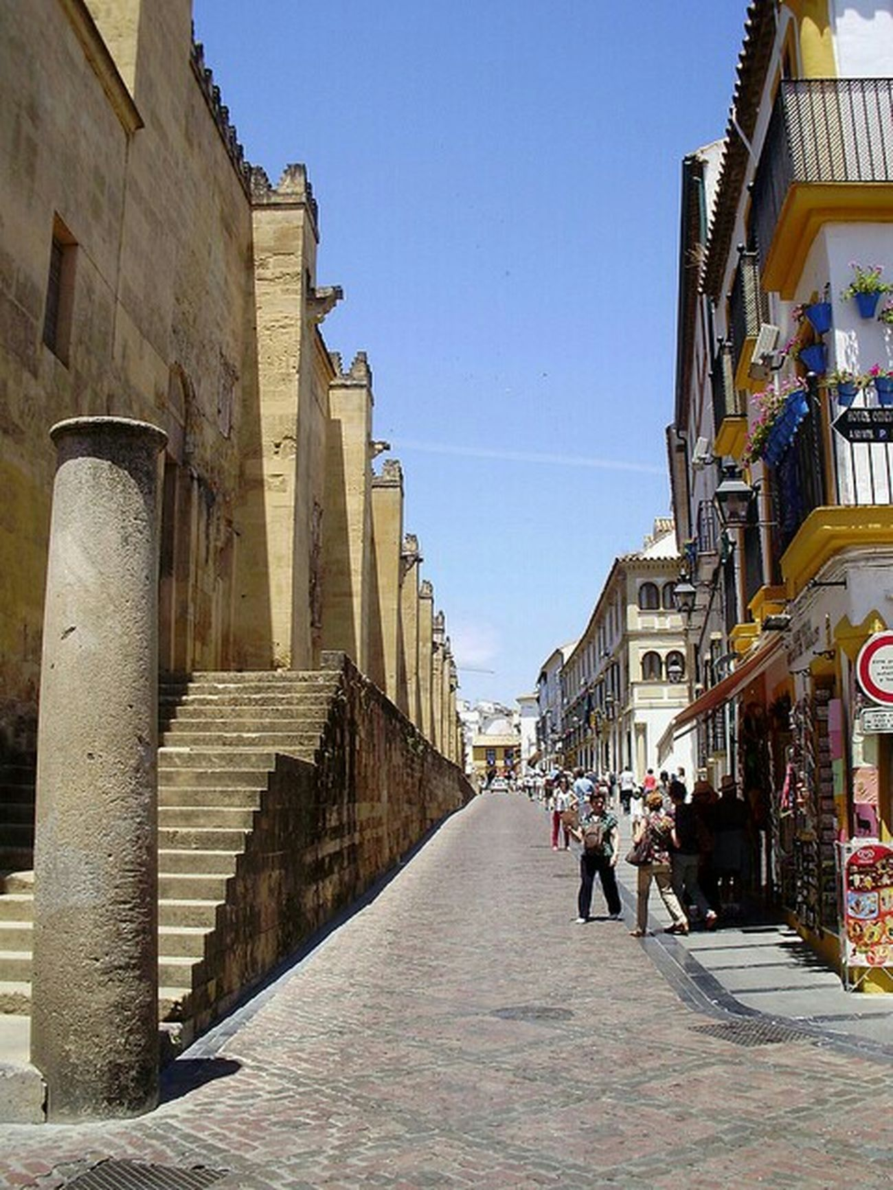 Street Mezquita