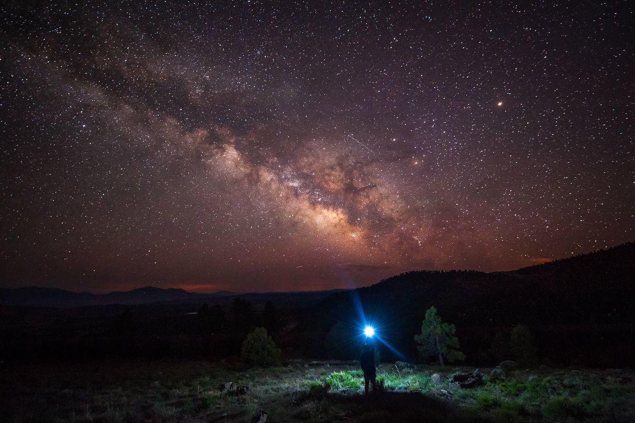 Beautiful stock photos of galaxy,  Beauty In Nature,  Constellation,  Flash Light,  Galaxy