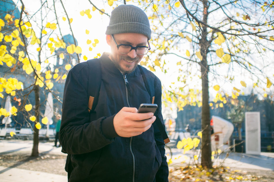 Beautiful stock photos of phone, Casual Clothing, Caucasian Ethnicity, Communication, Connection