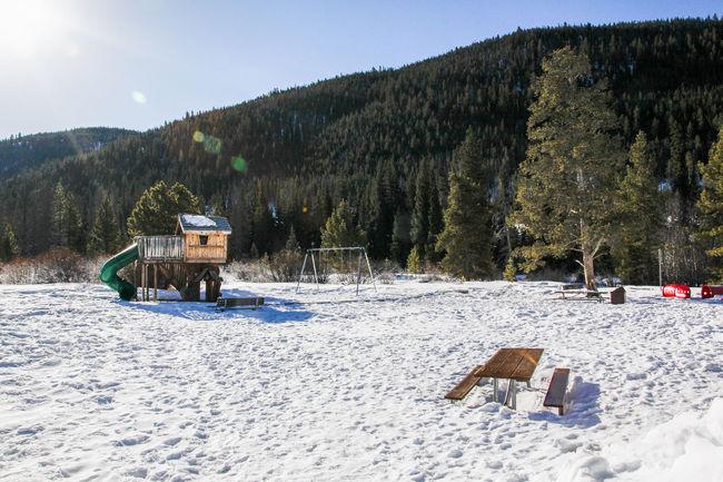 Keystone KeystoneSkiResort Landscape Mountain Nature Playground Scenics Snow Tranquility Winter