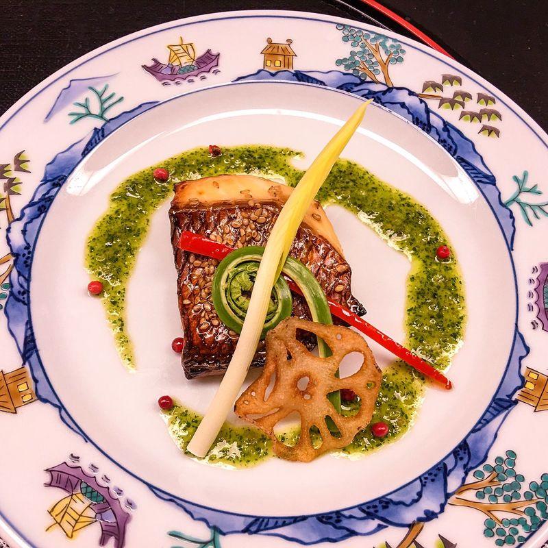 Eating Food Japanese Food Japanese Culture WASHOKU Dish Omotenashi  Dinner