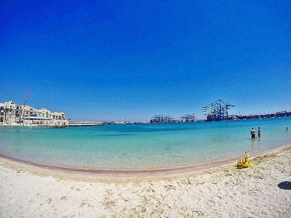 Opening of the summer season 💙 Dicle30oldu Malta Sea Summer Travel Holiday Vscotravel GoodTimes Swimming Cokgezenlerkulubu Bestvacations Travelawesome Nature Bliss Naturephotography Gopro Askileyap