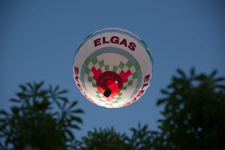 Air Festival Hot-air Balloon Italy Nature Park Summer Turism