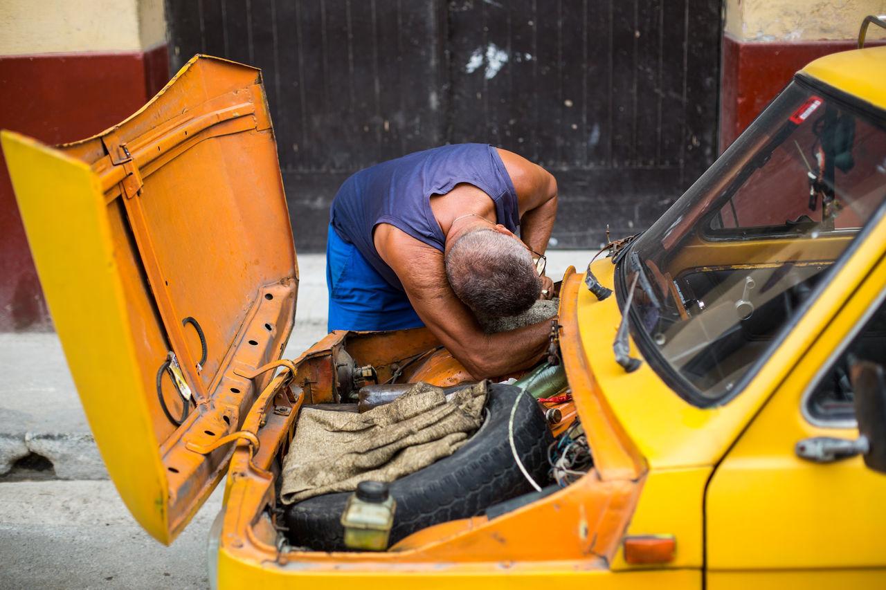 Beautiful stock photos of work,  Active Seniors,  Car,  Cuba,  Day