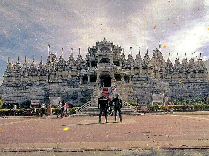 Latepost LastRide Rideof2015 Taking Photos Temple Marbledstone Hanging Out Riders Bikers Longride Likeforlike Follow Coloursplash Photography Eye4photography  Eyemphotography Incredible India EyeEm Best Shots EyeEm Gallery EyeEm Best Edits Canonphotography Canonpowershot Ranakpur Jodhpur Rajasthan