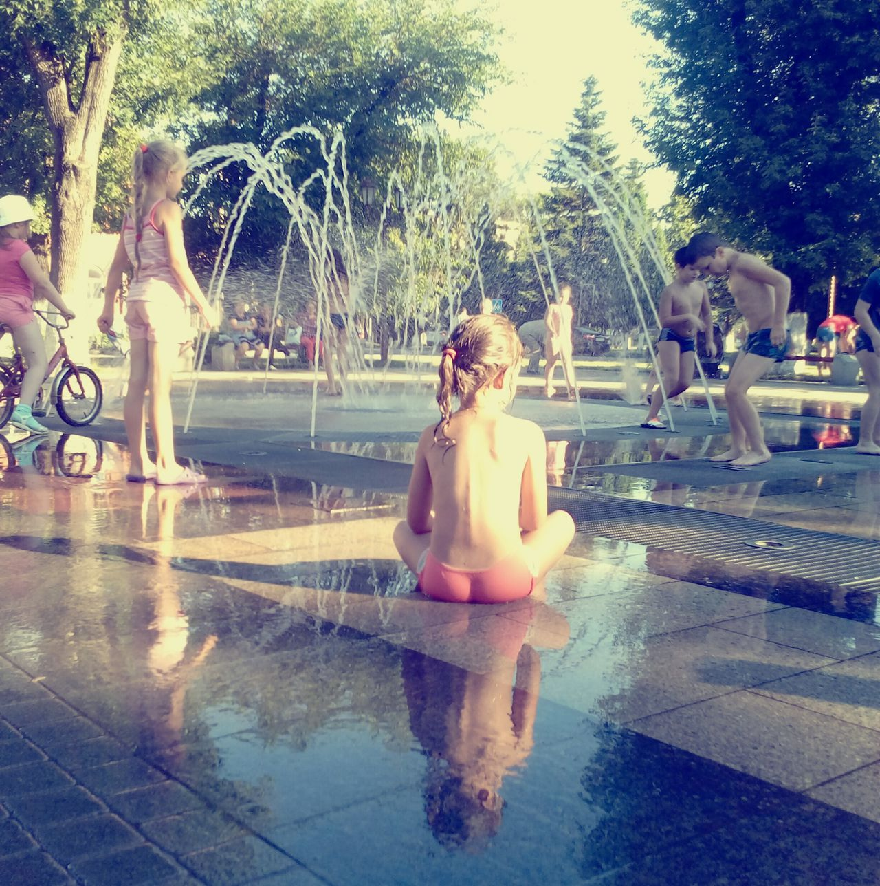 Children Summer Holidays Colour Of Life Armavir,Russia Relaxing Enjoying Life Enjoying The Moment Enjoying Time Joyful Joy Joy Of Life Childhood Childish My Favorite Place