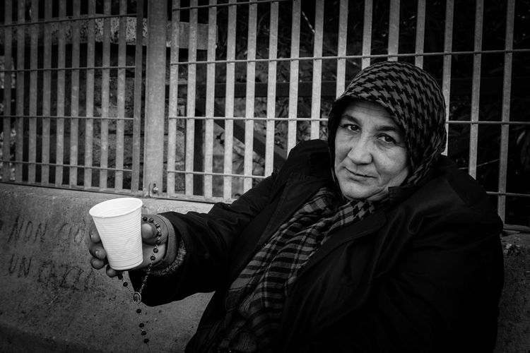 Adult Adults Only Charity Close-up Community Outreach Depression - Sadness Homeless Loneliness Lovely Woman Nice Nice Person One Person Only Men Outdoors Peolple People People Watching She Is Watching You! Social Issues Woman Portrait EyeEm Snap a Stranger Embrace Urban Life