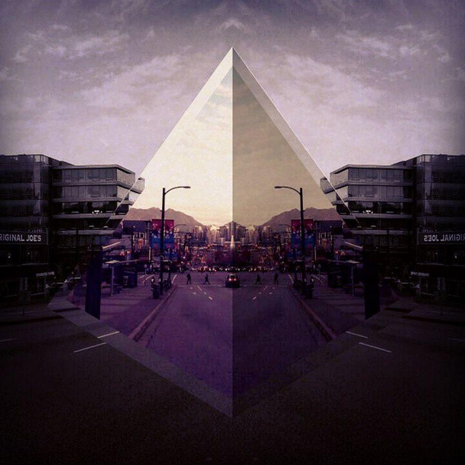 Shards D3lta D3ltame Soullessphotography Phoneography Instagram EyeEm Vancouver Canada Urban Geometry D3ltaapp
