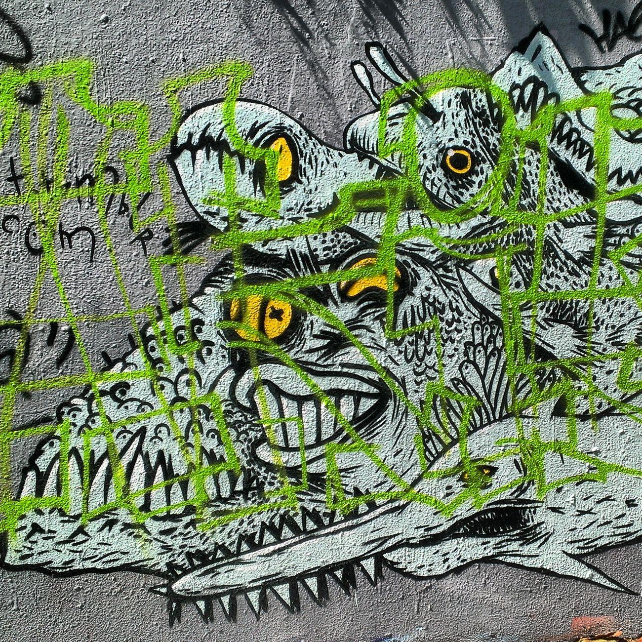 Streetphotography Streetart Graffiti