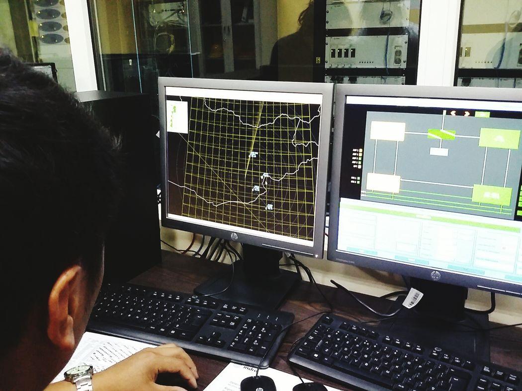 CNS Radar Station Radardetector