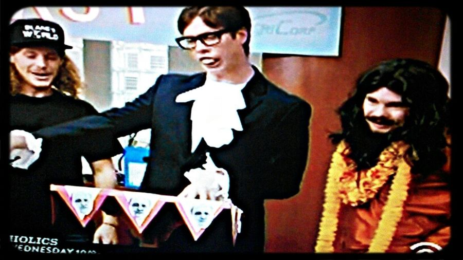 Funny Austin Bears Galore Workaholics POWERS Comedy Central  Mike Myers