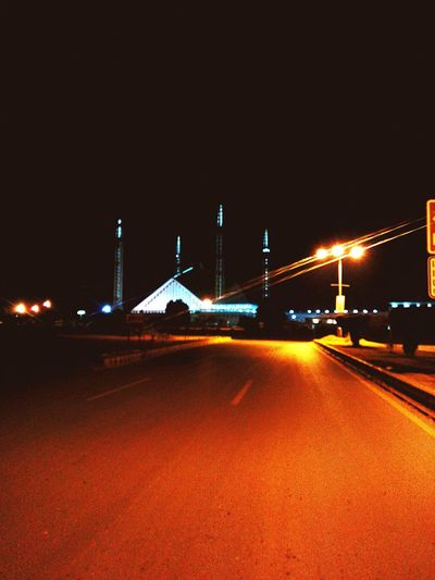 Ramadan Mubarak 1st Ramadan Faisal Mosque Hello World