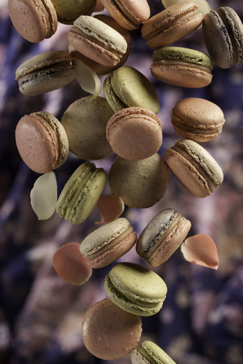 Abundance Backgrounds Close-up Collection Day Focus On Foreground Full Frame Heap Large Group Of Objects Log Macarons Macarons Lover MacaronsDeParis Man Made Object Medium Group Of Objects No People Outdoors Rural Scene Stack