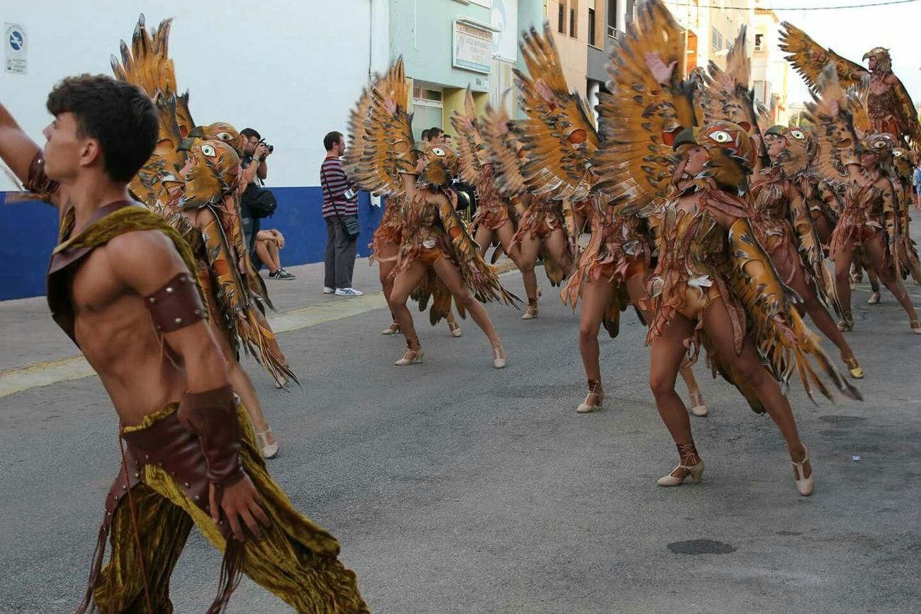 Pueblos De España Moros Y Cristianos El Verger El Vergel Comunitat Valenciana Moros Y Cristians El Verger SPAIN Alicante, Spain Espanya Ballet