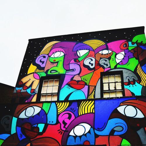 Camden Town Streetphotography Streetart Graffiti London