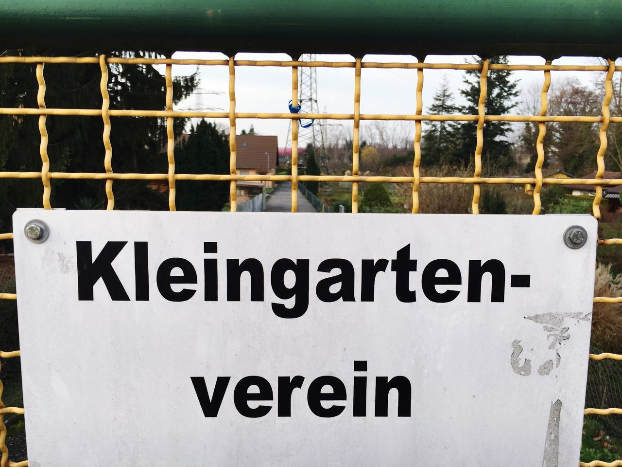 Kleingartenverein Kleingartenverein