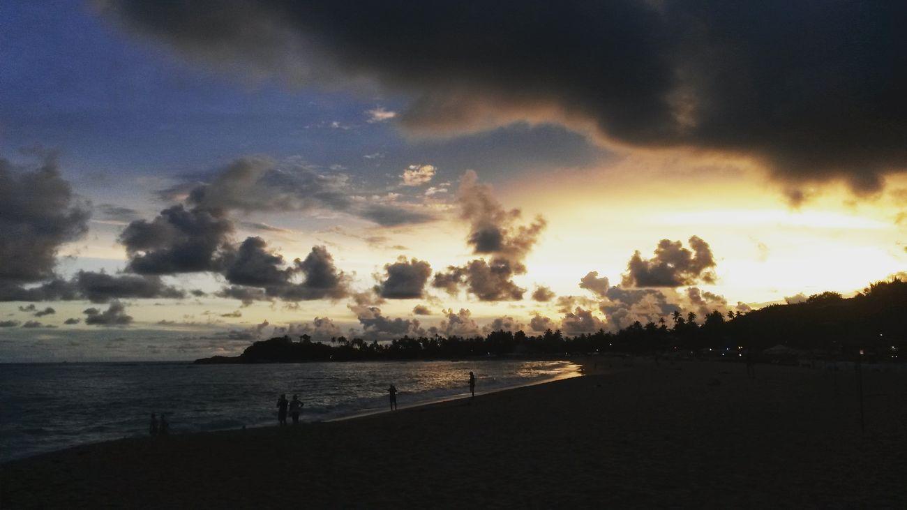 Feel The Journey Sri Lanka Beach Unawatuna Sunset Original Experiences