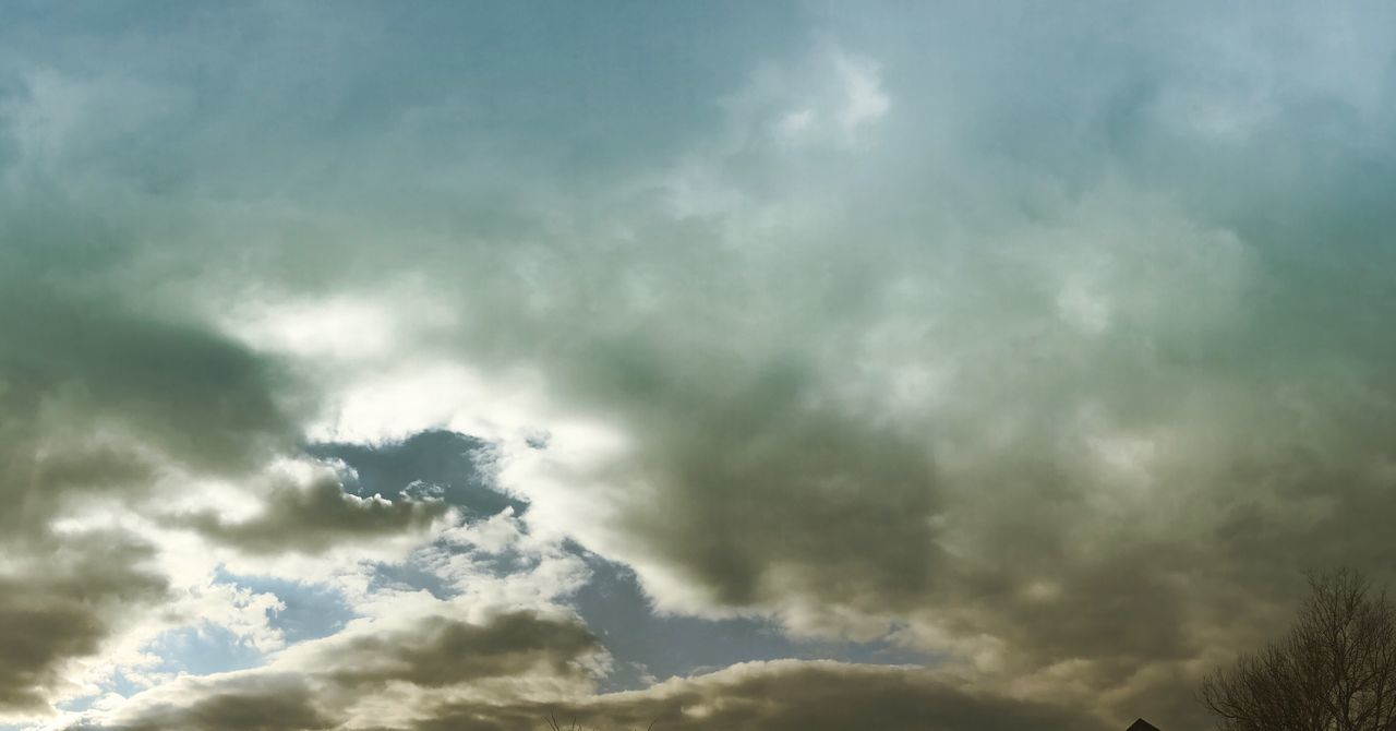 Clouds. Cloud - Sky Low Angle View Sky Nature Beauty In Nature No People Scenics Day Outdoors Tranquility Sky Only Animal Themes Storm Cloud Tree