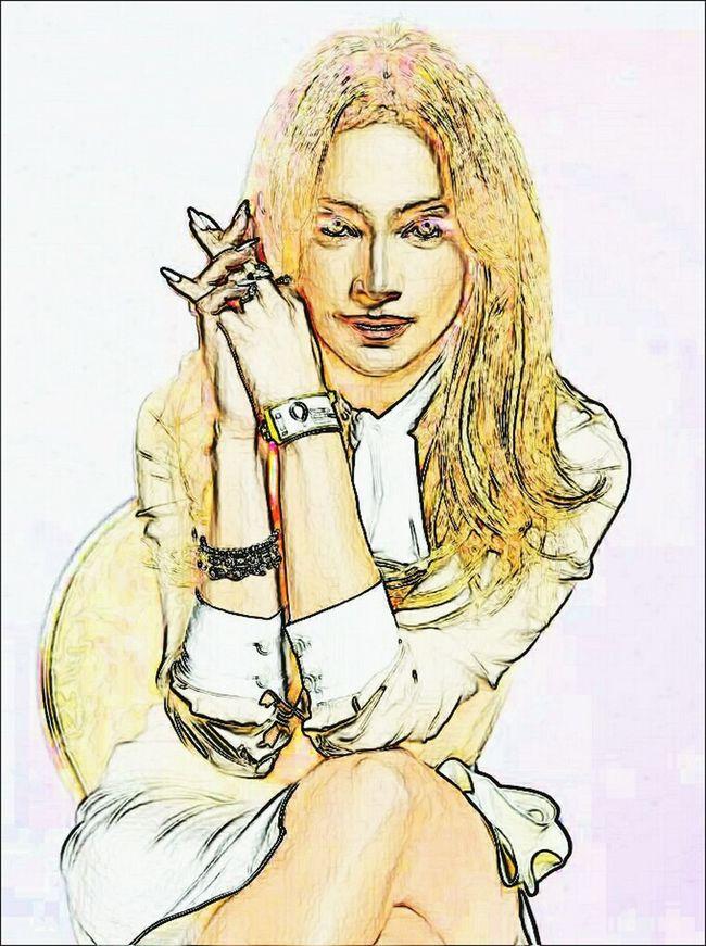 Jennifer Lopez EyeEm Travel Sardegna Busto Legnano Poland Miley Sketch #