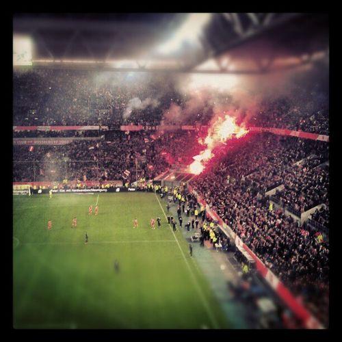 Düsseldorf Fortuna Bengalo Relegation