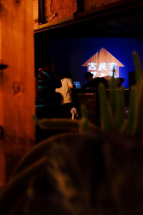 2016-06-25 古民家フェスin知多からの一枚。 2016summer Bokeh Photography Dj Mix EyeEm Best Shots EyeEm Gallery EyeEm Nature Lover Focus On Foreground FUJIFILM X-T10 Fujifilm_xseries Illuminated Lifestyles Nightphotography Selective Focus フェス 古民家