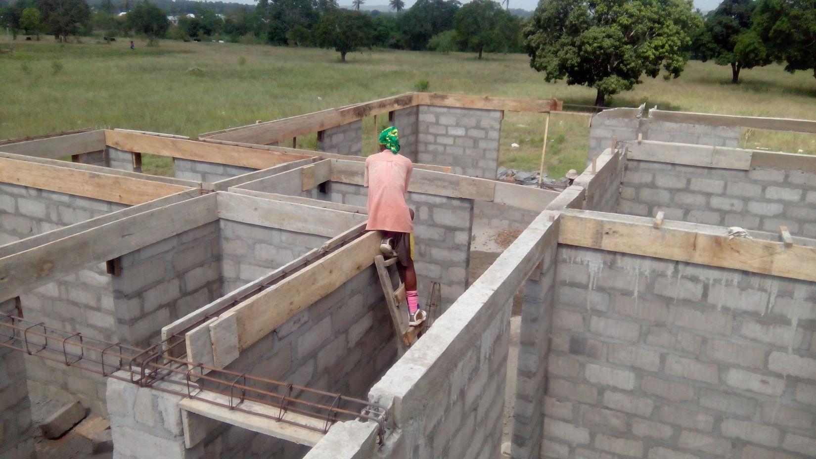 Concrete In Situ Concrete Lintel Tension Tension