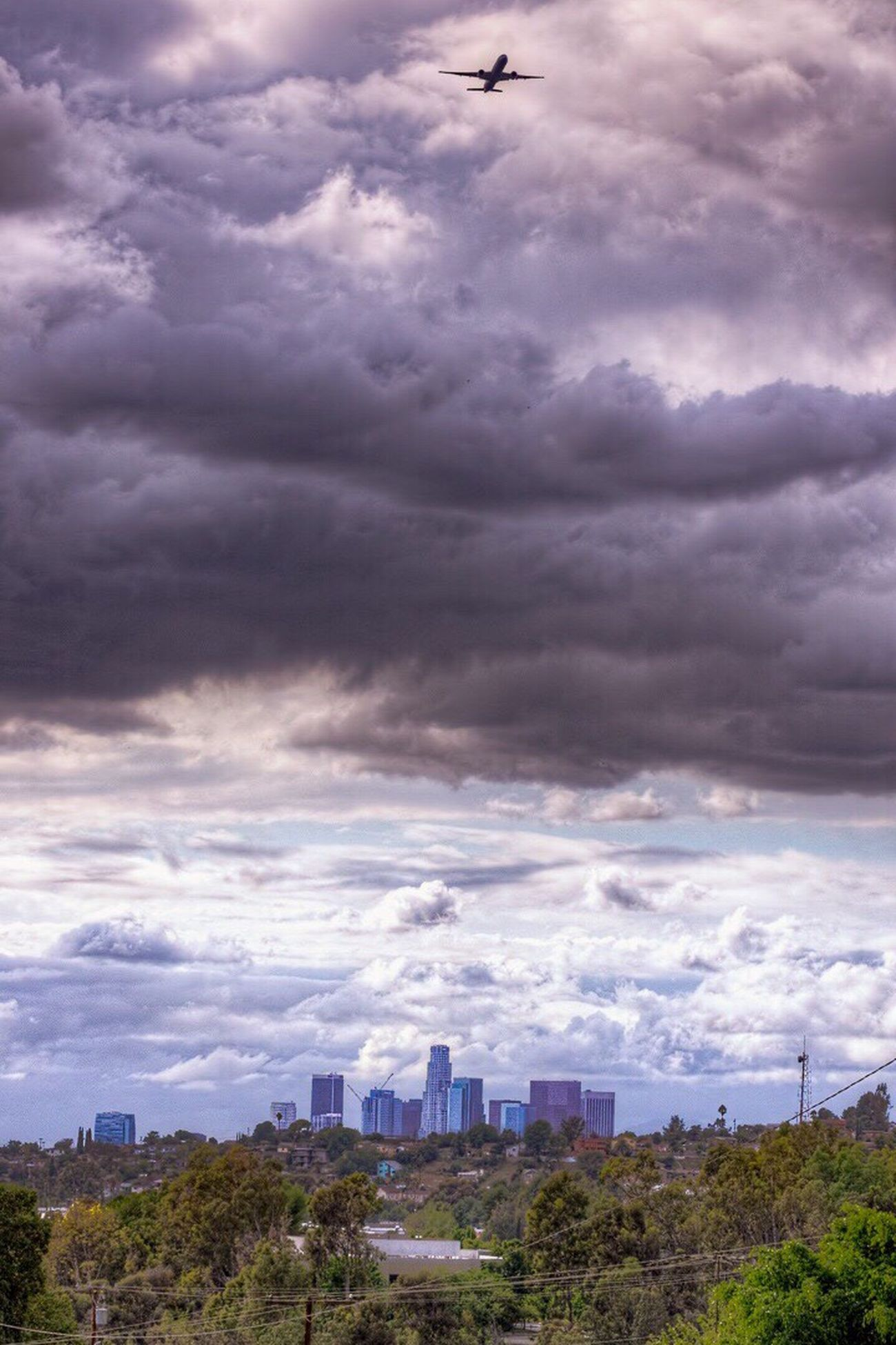 Clouds Sky And Clouds Airplane Cityscapes Skyline City Skyline Dramatic Sky Check This Out East Los Pride TheCreatorClass First Eyeem Photo