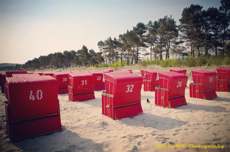 Am Strand von Binz Hello World Hello ❤ Enjoying Life Enjoying Outdoors No People Nature Sand Beach Red Springtime Freshness Eyeemphotography Beauty In Nature Ostsee Ostseebad Binz Ostsee 😎 Ostseeküste Rügen Balticsea Travel Travel Photography Traveling Photography Holiday Holidays ☀