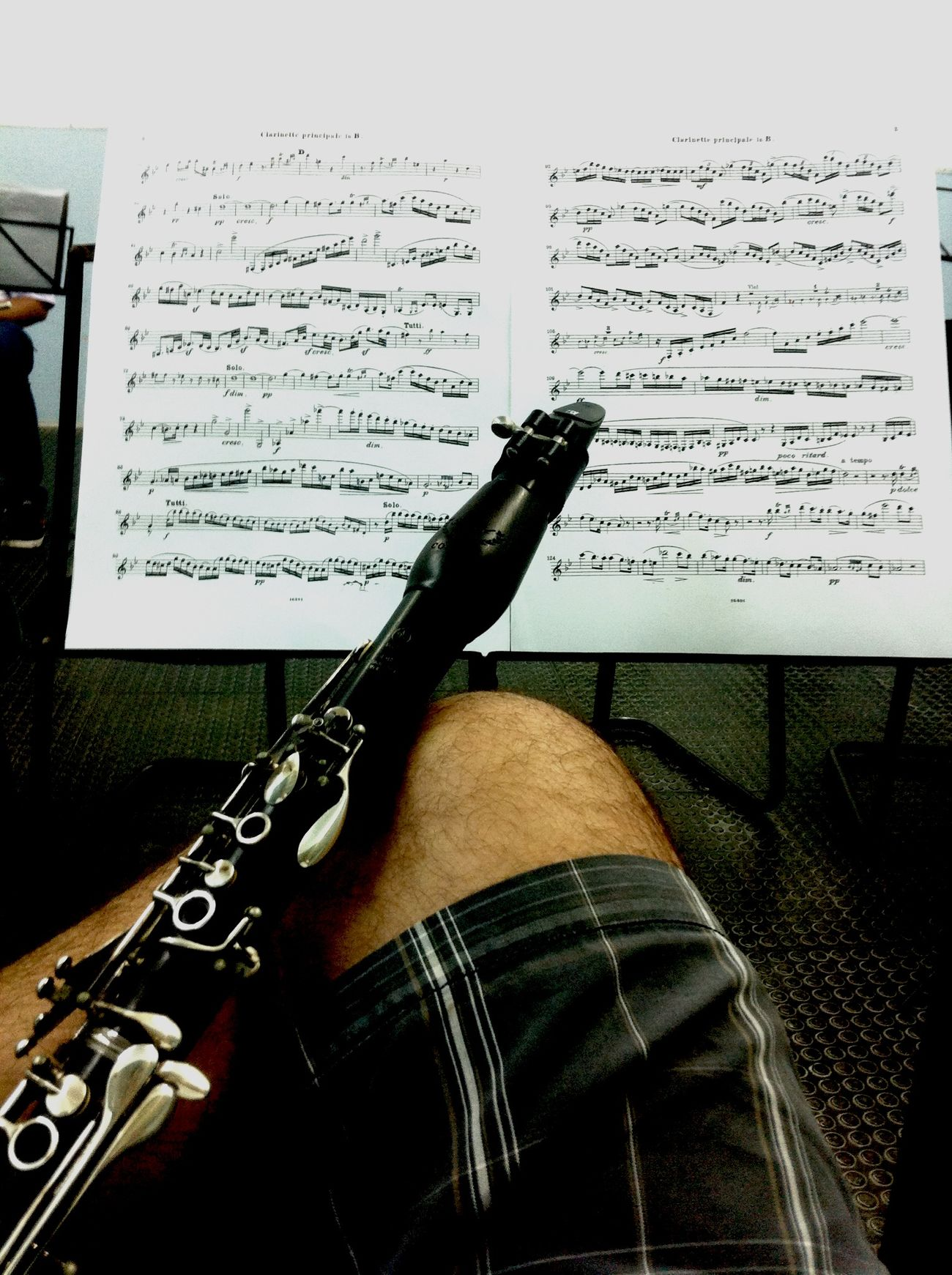 Clarinet Clarinetist Musician Clarinets Clarinetlife Playing Clarinet Concerto Concert Spohr Allegro