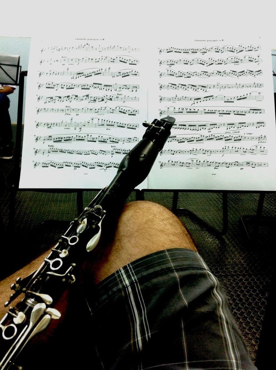 Clarinet Clarinetist Musician Clarinets Clarinetlife Playing Clarinet Concerto Concert Spohr Allegro