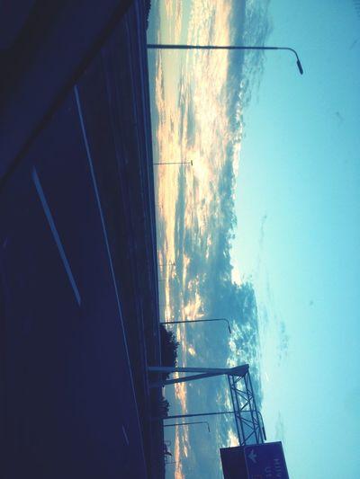 Hermoso cielo <3