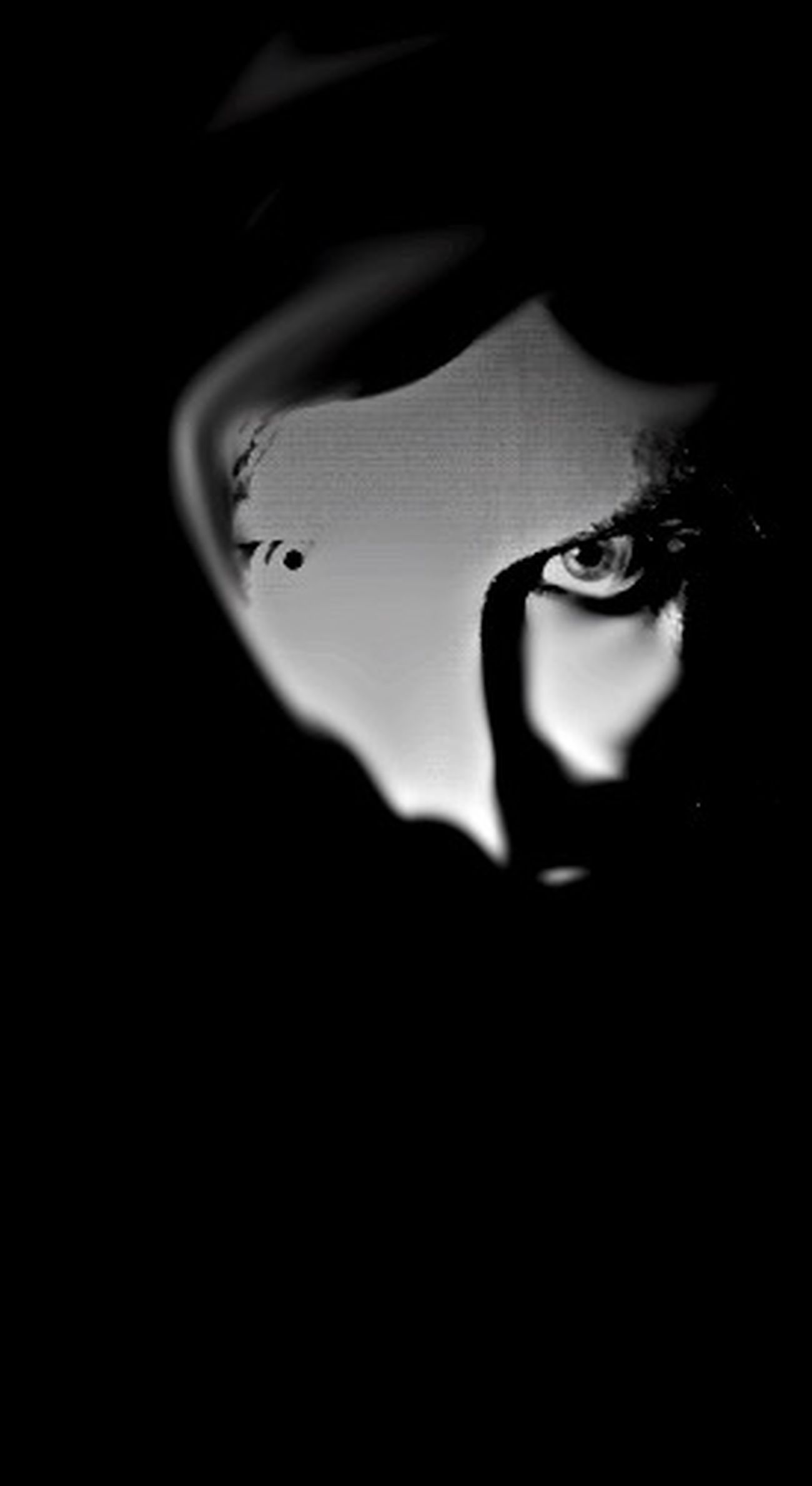 Portrait Black & White B&w