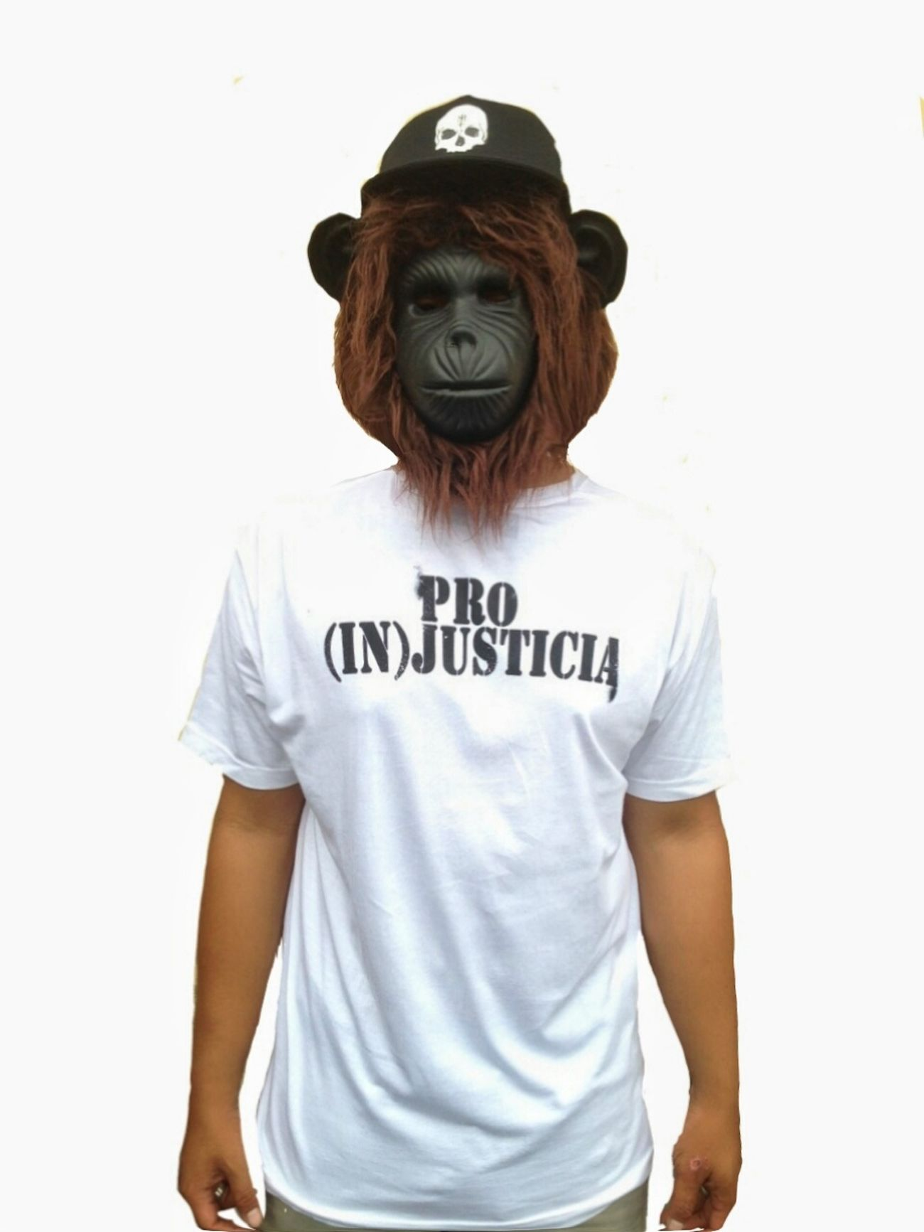 Monkey Bali Ilovebali Worldwide Mask