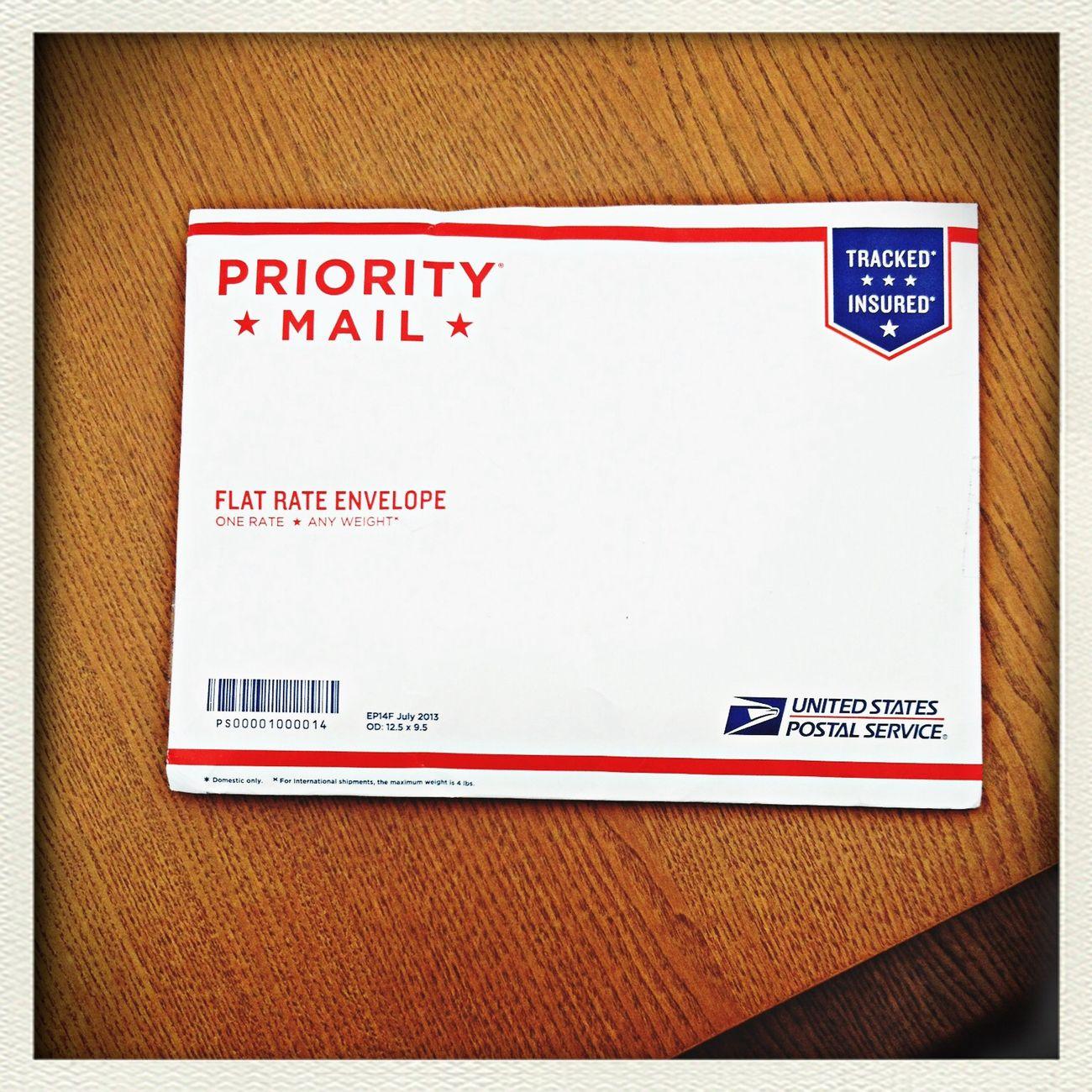 Quand je reçois ce genre de colis j'suis comme un gosse! Mail USA to France Sponsor ???????