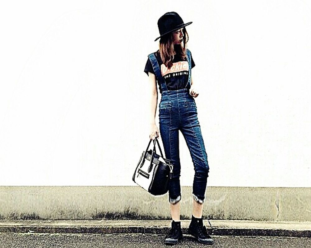 That's Me Fashion Strawhat Outfit Today's Coordinate Myclothes