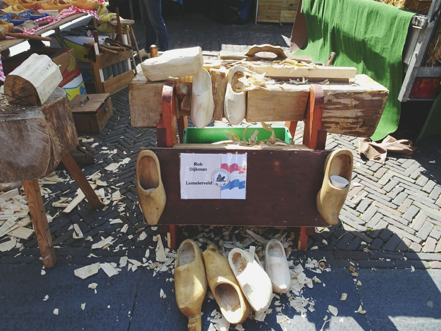 Check This Out Hanging Out Taking Photos Making Wooden Shoes Tourist Attraction