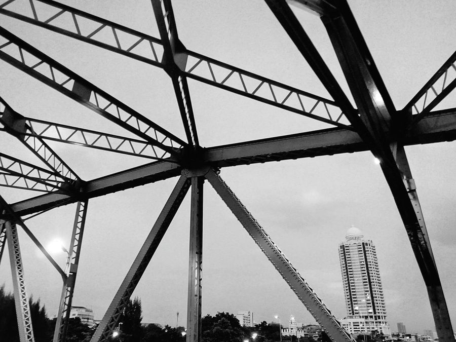 Building Building Collection Building Photography Building View Black And White View Black And White Building Black And White Black And White Photography Black Ang White Bridge Steel Steel Structure  Bridge View Bridge Photography Bridge Structure Bridge Collection Architecture Landscape Photography Landscape View View Photography The Bridge Bridge Steel Structure
