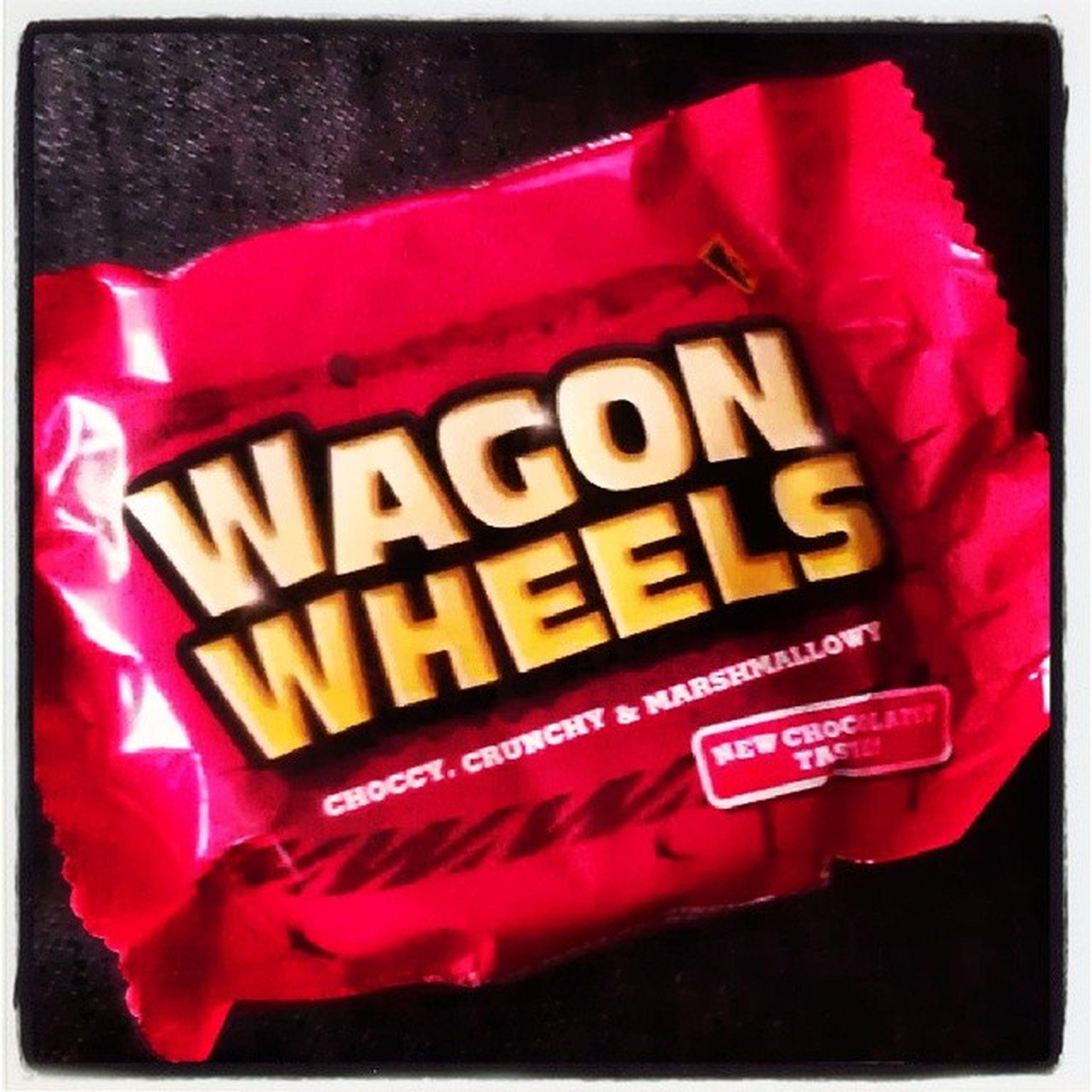 Вкус детства! Жизнь слишком коротка, чтобы не есть Wagonwheels