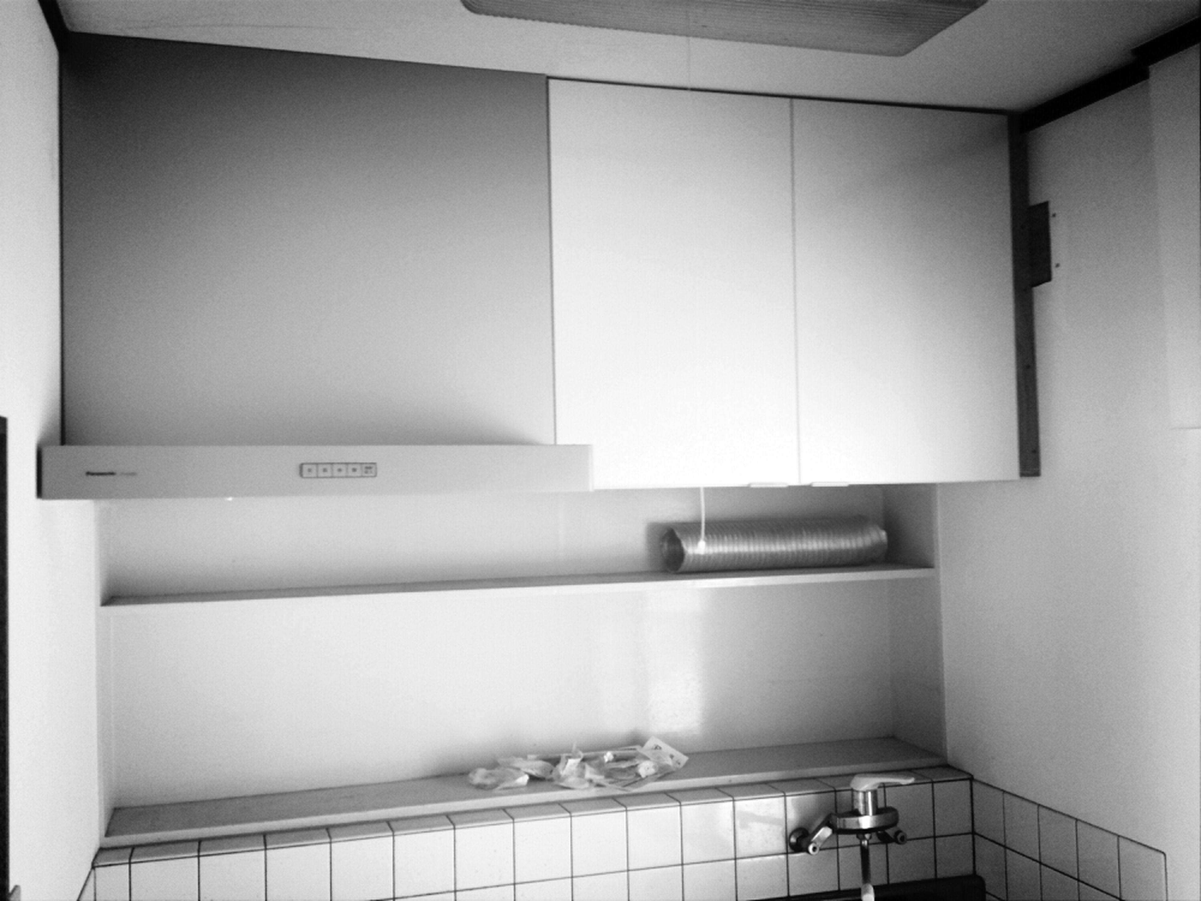maked kitchen