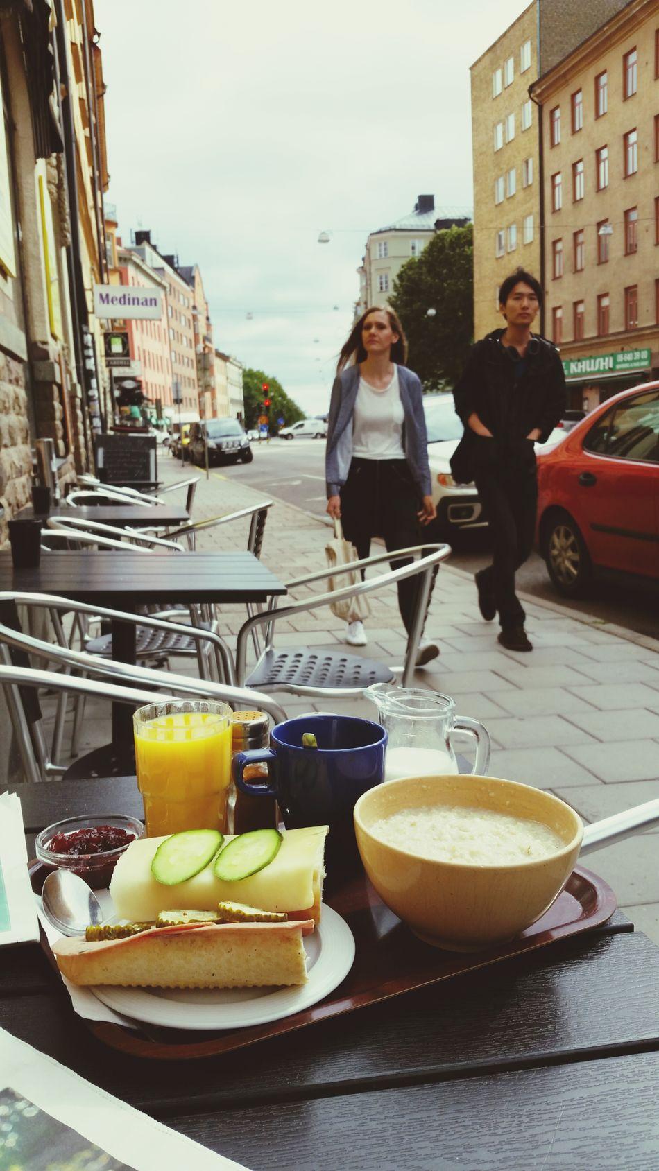 The EyeEm Breakfast Club Södermalm Samsung S5 Södermalm Stockholm Stockholm Coffe And Sweets Here Belongs To Me