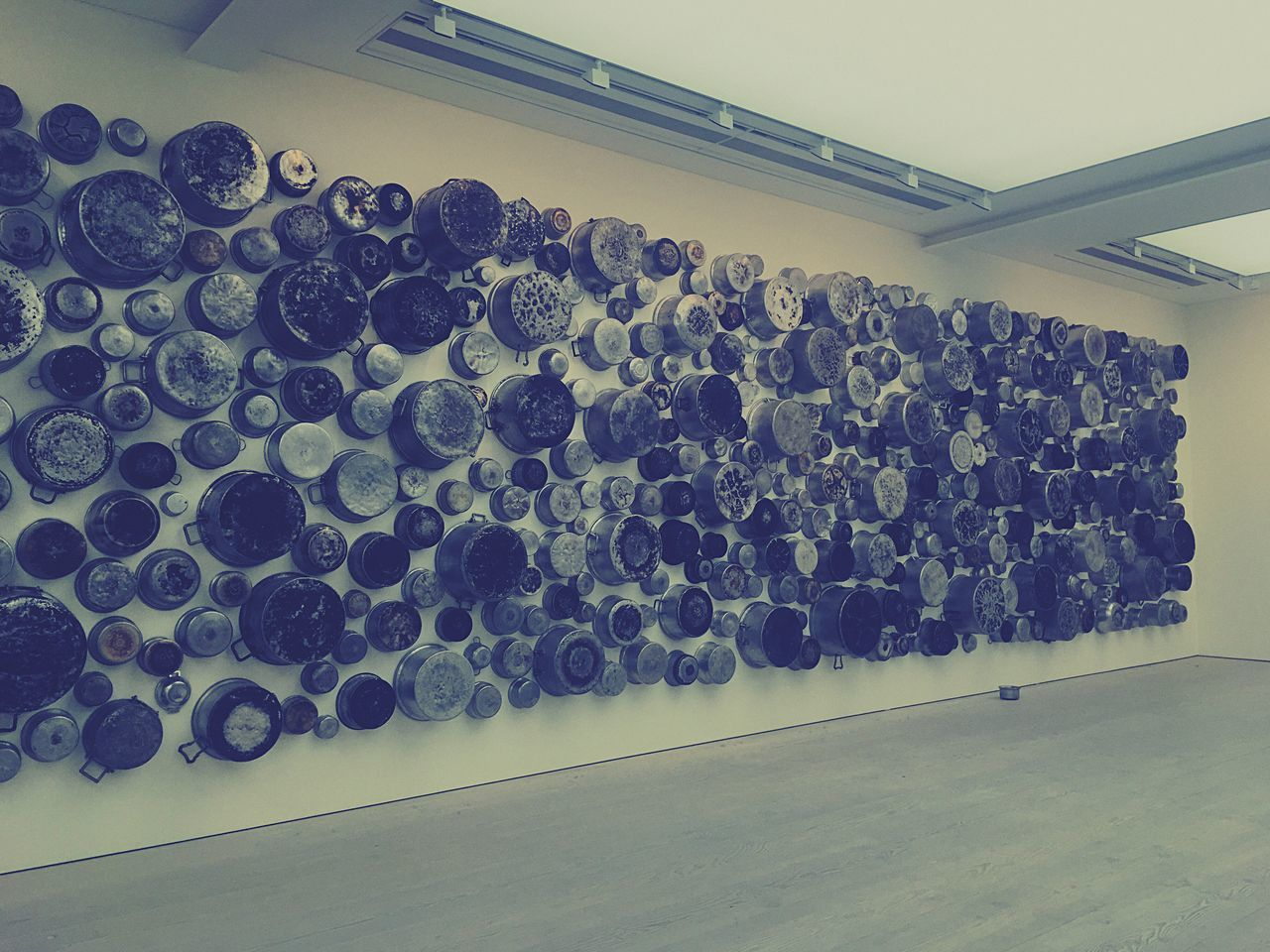 Large Group Of Objects Indoors  In A Row No People Horizontal Day Capturing Motion Art London Lifestyle Reflection Chelsea