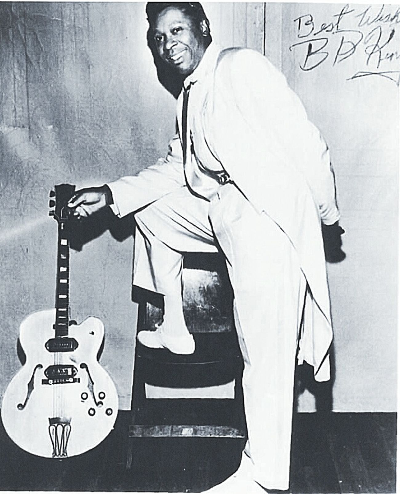 Bbking Bluesboy Rip BBKing Riding With The King Blues Jazz Soulbrotha Ledgend