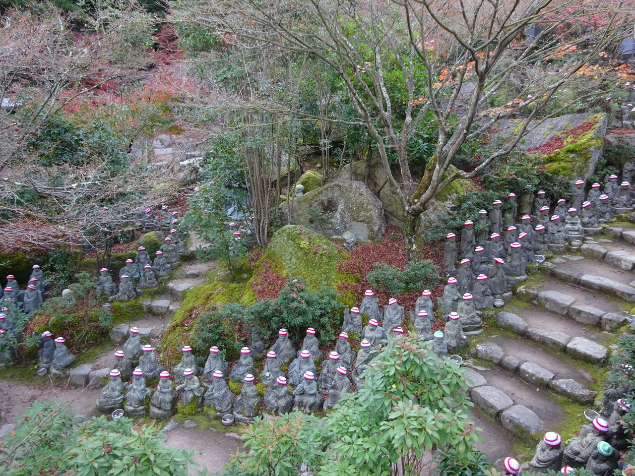 Jizo Large Group Of People