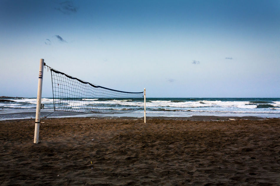 Beautiful stock photos of strand, Absence, Beach, Beach Volleyball, Day