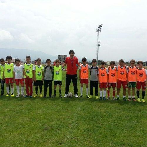 Referee Instold Igturko Spor  besyo kbu cocuklar futbol keyfi uefa grossroots gunu funtimes. ;)