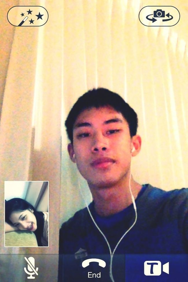 Talking With Toffy
